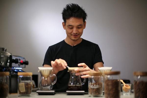 伊藤篤臣是第一位極力推廣「阿里山咖啡」的日本人,甚至為了咖啡移居台灣。