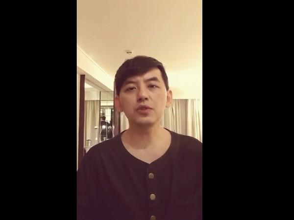 ▲▼黃子佼深夜PO文道歉! 宣布請辭黃致列演唱會主持。(圖/翻攝自YouTube/Mickey Huang)