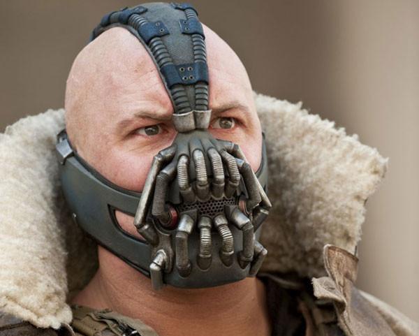 為何湯姆哈迪總是演「半遮臉」的角色? 導演:他的天賦(圖/翻攝自網路)
