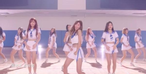 ▲Lamigirls純舞蹈版MV登場。(圖/截自MV)