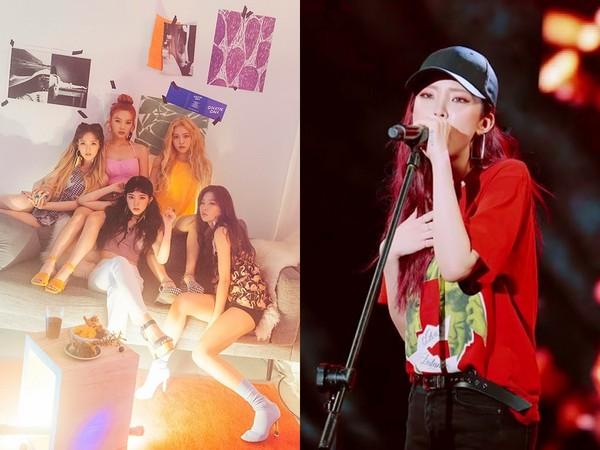 ▲Red Velvet、Heize。(圖/翻攝自Red Velvet臉書、YouTube TheGsd)