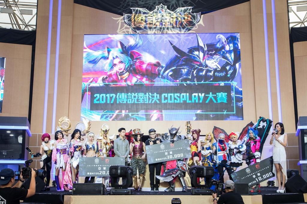 《傳說對決》GCS職業聯賽開打 勁旅七強齊爭冠軍寶座(圖/Garena 提供)