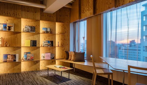 ▲▼隈研吾設計東京新旅店One@Tokyo。(圖/取自One@Tokyo官網)