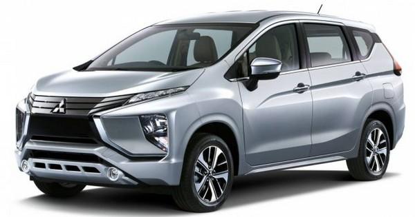 宣稱同級最大乘坐空間 三菱最新車款Expander正式曝光(圖/翻攝自Mitsubishi)