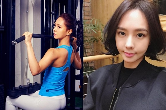 ▲健身美女(圖/翻攝自Ray Yang、Seungok Yu、Yeon Lee、Areum Jung IG)