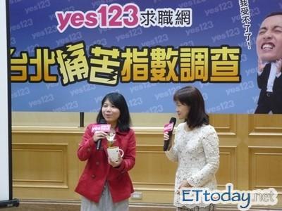 台北生活苦 新鮮人仍愛北上求職