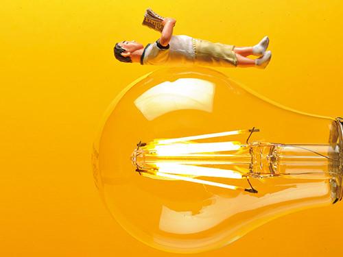 選對LED燈,省電不傷眼