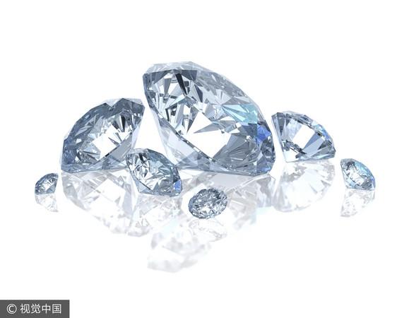 ▲鑽石示意圖。(圖/CFP)