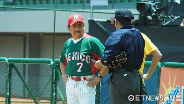 ▲U12世界盃,墨西哥總教練,墨西哥教頭,摩拉列茲(Juan Morales)。(圖/記者顏如玉攝)
