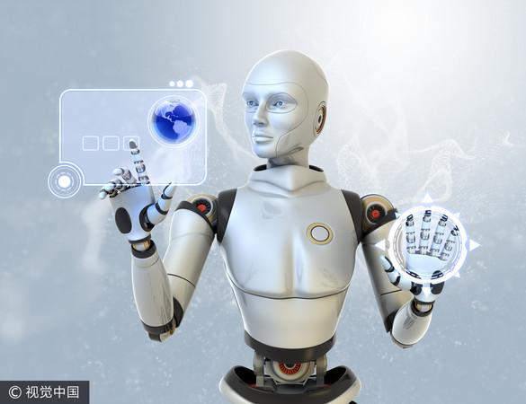 ▲人工智慧,大數據,AI。(圖/視覺中國CFP)