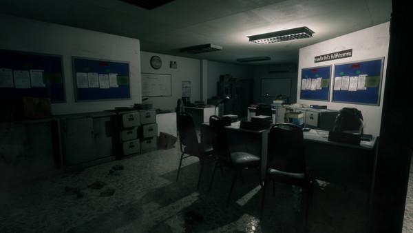 ▲遊戲場景相當多元,地下室、辦公室皆具備。(圖/翻攝自官網)