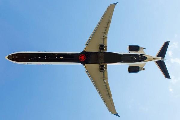 ▲▼加拿大航空(Air Canada)。(圖/翻攝自Air Canada臉書粉絲專頁)