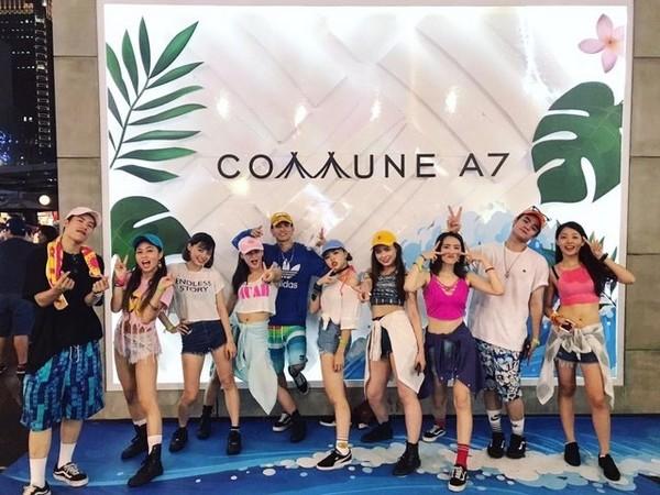 ▲Commune A7 升級版來了!夏日狂歡派對 嗨翻信義區。(圖/網友piggglippp提供)