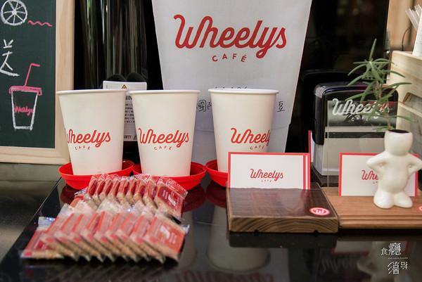 ▲台北Wheelys x Herba Café智慧行動咖啡車。(圖/食癮,拾影提供)