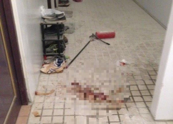 東海民宅情侶遭挾持 歹徒企圖性侵女友