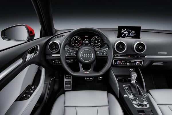 143萬元起坐擁四環品味 全新奧迪A3直挑你的時尚味蕾(圖/翻攝自Audi)