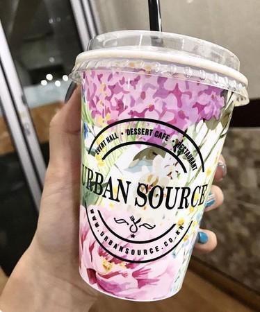 ▲韓國聖水洞咖啡廳 URBAN SOURCE。(圖/IG@hooo.hoo提供,請勿任意翻攝以免侵權)