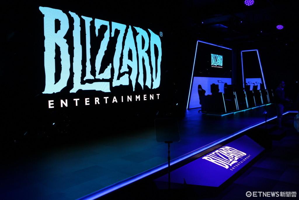 500坪搶先看!Blizzard首間官方電競館台北盛大開幕(圖/記者周之鼎攝)