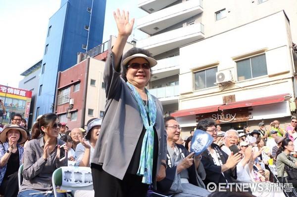 ▲▼陳菊參加八王子祭。(圖/高雄市政府提供)