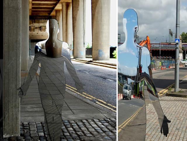 ▲▼蘇格蘭藝術家Rob Mulholland的裝置藝術。(圖/翻攝自Rob Mulholland官網)