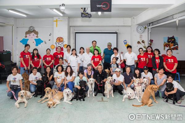 ▲惠光導盲犬學校。(圖/公關提供)