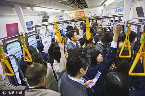 ▲▼日本,地鐵,JR,都營,列車,鐵軌。(圖/CFP)