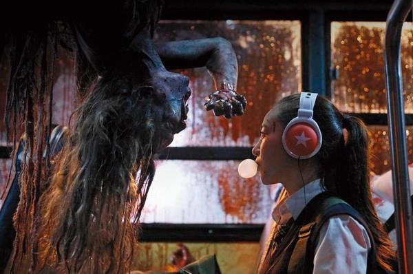 【影評】《報告老師!怪怪怪怪物!》 當玩心蓋過了企圖心