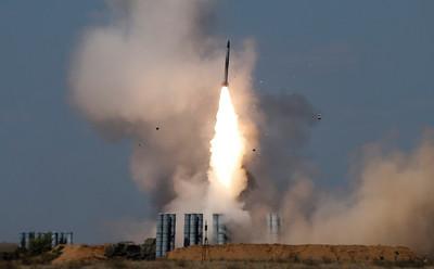 敘軍S300擊落以色列1架F16和4枚導彈