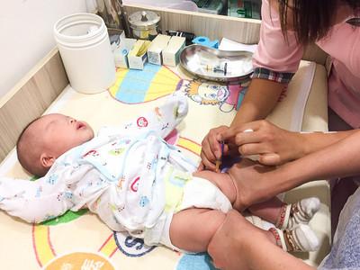 麻疹群聚再起!女童越南返台染病 男嬰發燒就醫「衰中標」
