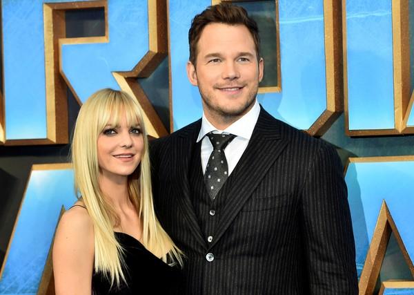 星爵克里斯普瑞特(Chris Pratt)宣布和老婆分居。(圖/路透社)