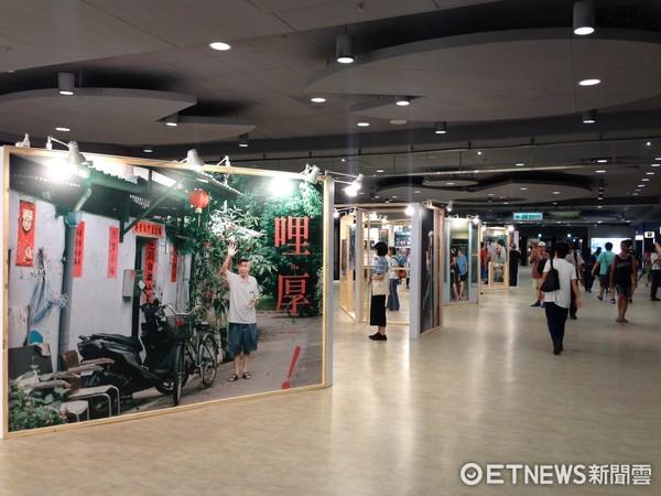 ▲誠品中山地下書街R79正式開幕 。(圖/記者蔡惠如攝)