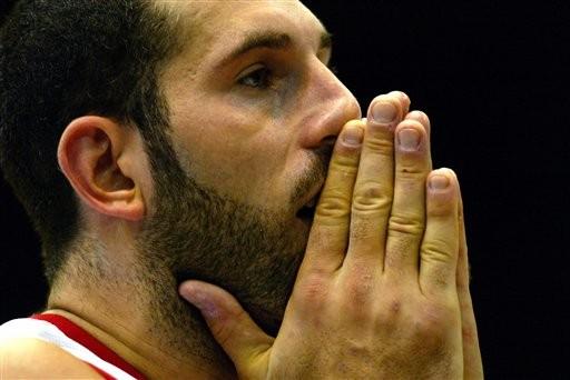▲黎巴嫩男籃一哥法迪重返國家隊行列。(圖/達志影像/美聯社)