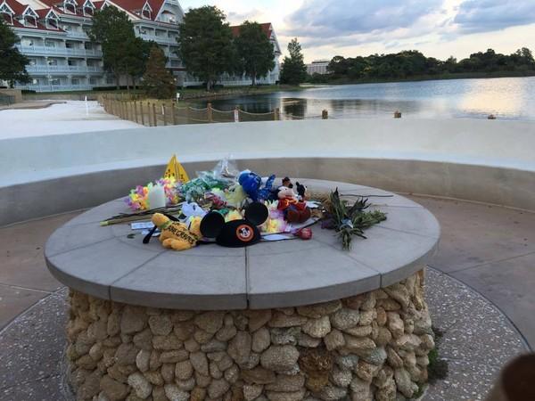 ▲男童在迪士尼遭鱷魚拖走溺死。(圖/翻攝Lanethomasfoundation臉書)