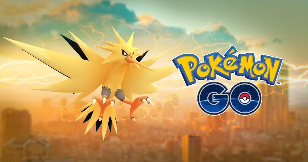 最後一檔神獸活動!《Pokémon GO》最強三神鳥「閃電鳥」即日開放(圖/Twitter/The Pokemon GO News)