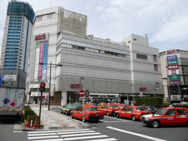 ▲日本atré商場。(圖/翻攝日文維基百科、Nyao148於維基百科攝影)