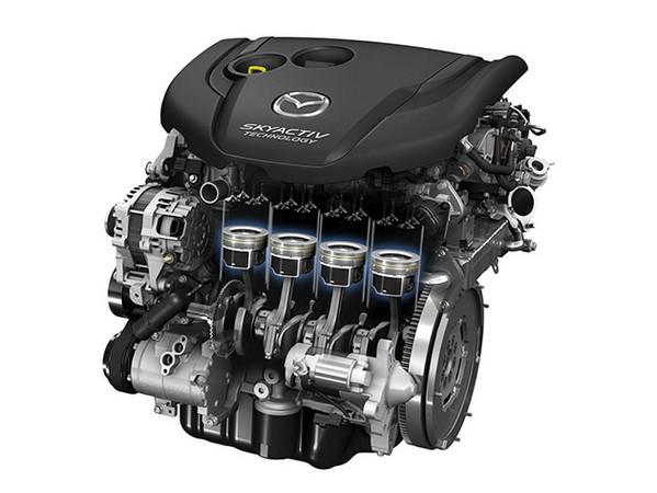 媲美油電車的30km/L油耗表現 馬自達最新引擎技術8月亮相(圖/翻攝自Mazda,以下同)