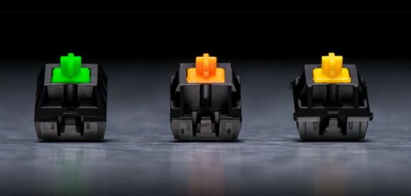 反應速度UPUP!Razer BlackWidow迷你電競鍵盤登場。(圖/翻攝自官網)