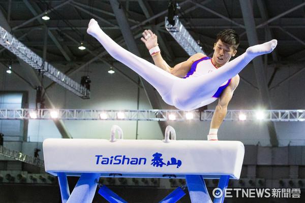 ▲▼世大運競技體操測試賽,李智凱。(圖/記者季相儒攝)