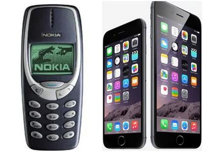 史上手機銷量排行!不死機神3310只排名12…iPhone6也才第3
