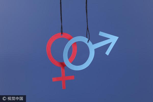 ▲性別,男女,性別平等。(圖/視覺中國CFP)