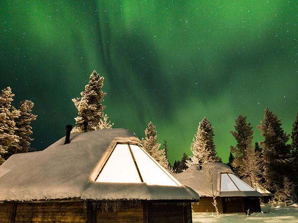 ▲冬之芬蘭。(圖/歐雅旅行社提供)