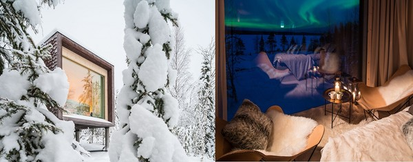 ▲冬之芬蘭。(圖/歐雅旅行社)