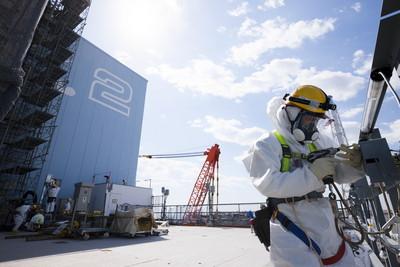 福島核災清理新進度!日派機器人探核燃料硬度