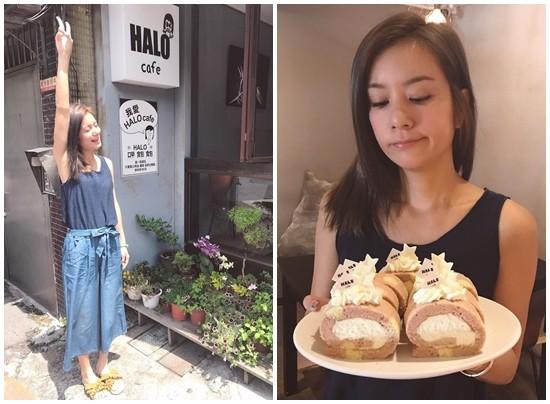 ▲莎莎不想結婚(圖/翻攝自莎莎臉書)