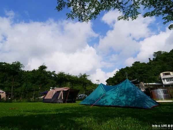 ▲森林蜂味親子露營地(圖/何師父)