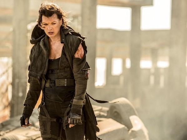 ▲▼蜜拉喬娃維琪將演出《地獄怪客:血后的崛起》。(圖/索尼影業提供/海樂影業提供)