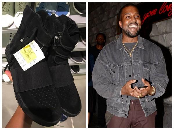 ▲Outlet奇蹟!1500元買到萬元Yeezy神鞋。(圖/翻攝自sneakermyth.com、取自CFP)