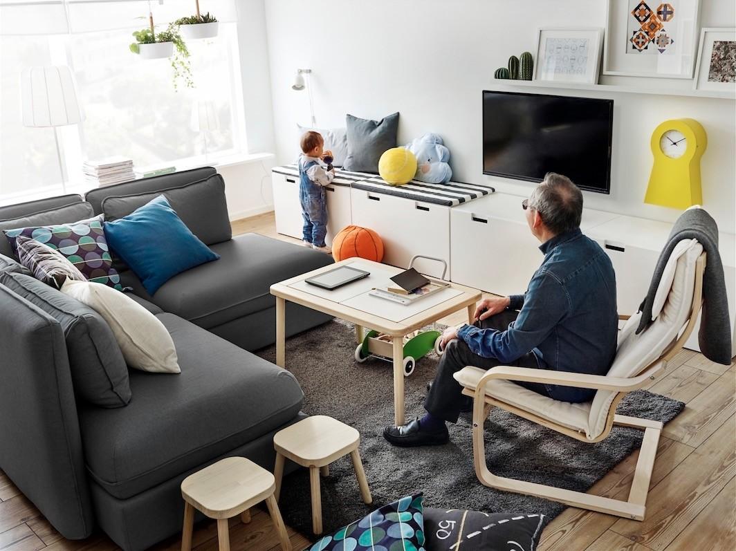 南北論戰!9大生活差異排名 只有「居家空間」讓網友不吵了(圖/ikea提供)