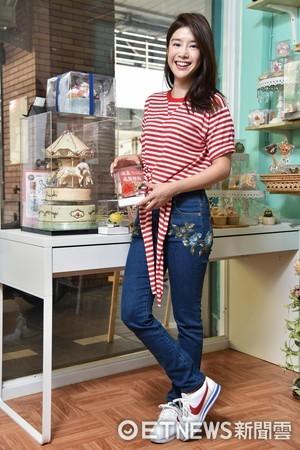 ▲▼李佳穎做甜點獨家直播+專訪。(圖/記者李毓康攝)