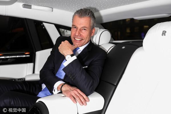 勞斯萊斯執行長狠酸賓利:「你們家的SUV跟奧迪Q7沒什麼兩樣!」(圖/圖/CFP視覺中國)